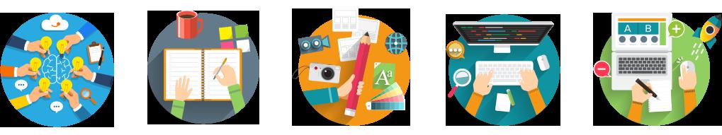 Zur WordPress Website in 5 Schritten