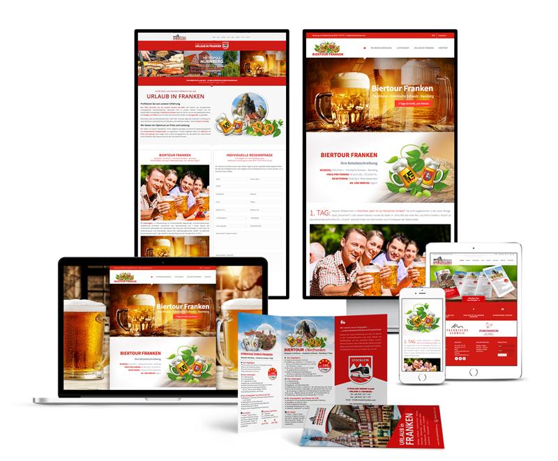 Fullservice Webdesign Fürth