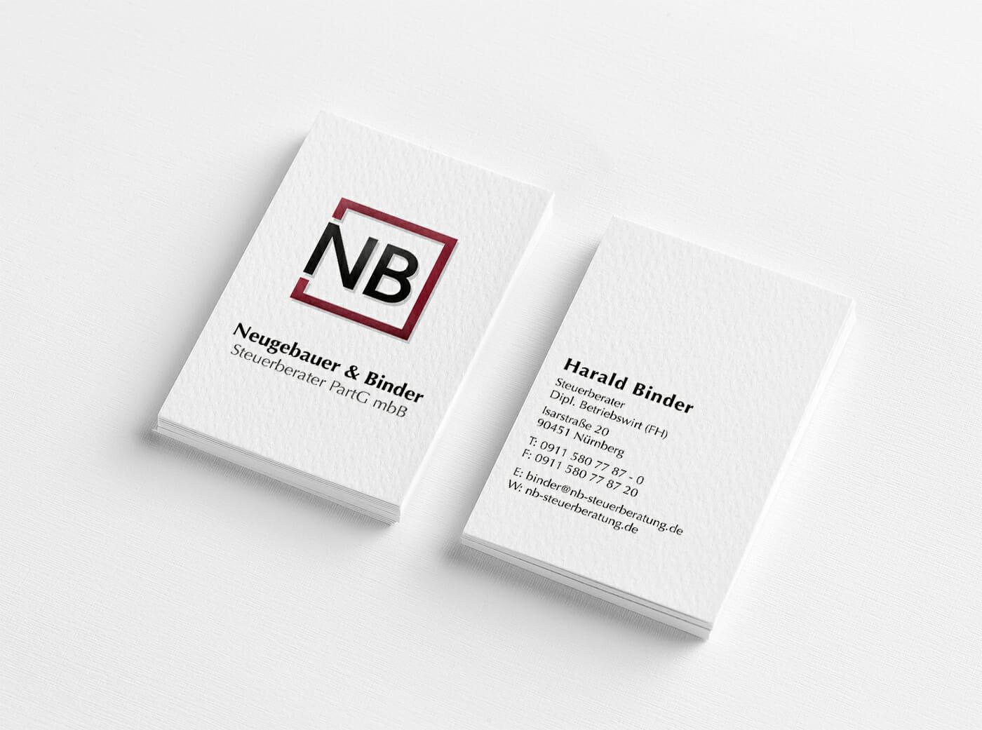 NB Visitenkarte